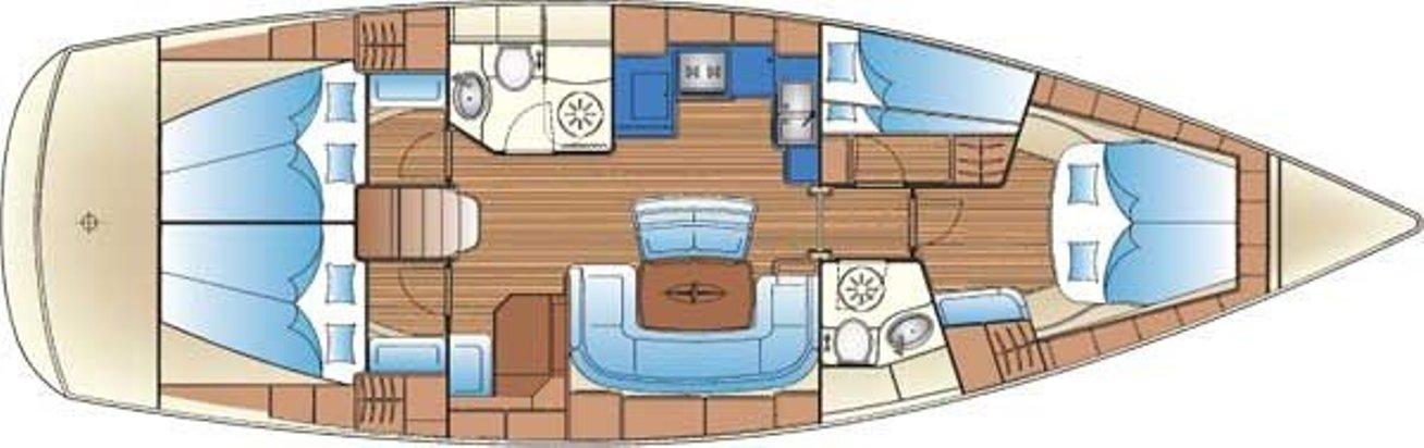 Withdrawn From Sale Bavaria Yachts Bavaria 46 Cruiser
