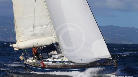 X Yachts X 442 : Navigating