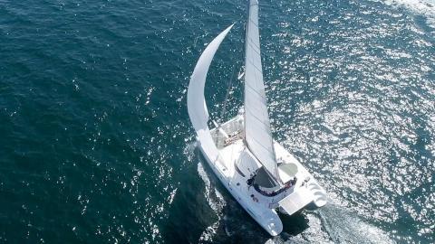 Fountaine Pajot Bahia 46: Navigating