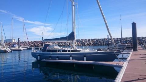 Cachito 39 : In the marina