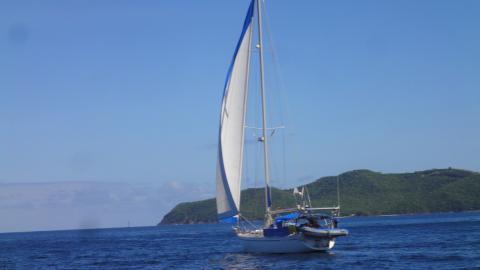 Gib'Sea 44 : Navigating