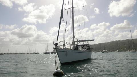 Gibert Marine Gib'Sea 472 : Anchorage in Martinique