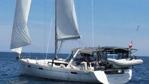 Bénéteau Oceanis 45 : Navigating in the Caribbean