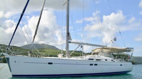 Bénéteau Oceanis 473 :