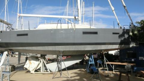 RM 12,70: In the shipyard in Martinique