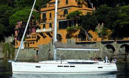 Jeanneau Sun Odyssey 519 : At anchorage