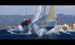 J-Boats - J-Composites J 80 navigating