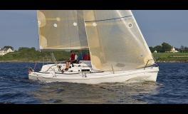J-Boats - J-Composites J 92 S navigating