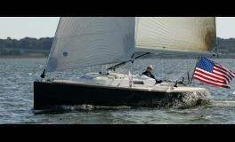 J-Boats - J-Composites J 100 navigating