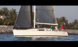 J-Boats J-Composites J 108 navigating