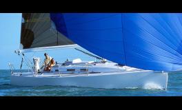 J-Boats - J-Composites J 109: navigation under asymmetric spinnaker