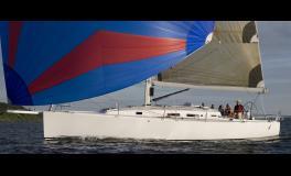 J-Boats - J-Composites J 122: navigation with asymmetrical spinnaker