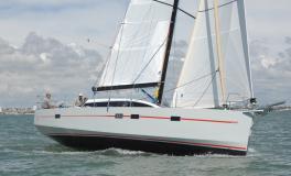 RM Yachts RM 1260 navigating