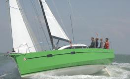 RM Yachts RM 1060 navigating