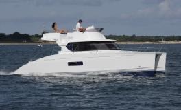 Navigating - Trawler Catamarans Highland 35, New - France (Ref 32)