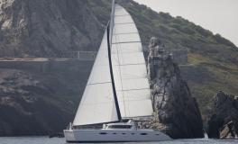 Navigating - Fountaine Pajot Eleuthera 60, New - France (Ref 34)