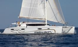 Fountaine Pajot Galathea 65 navigating
