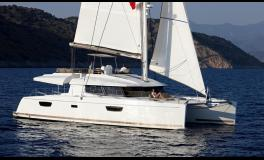Fountaine Pajot Ipanema 58: Navigating