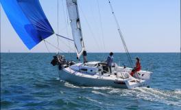 J 11 S: Navigating under spinnaker