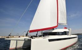 CMM YACHT - SWISS CAT S2C 45  : Navigating
