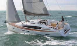 Jeanneau Sun Odyssey 41 DS : sailing