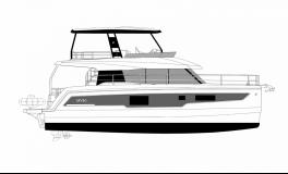 Fountaine Pajot Motor Yachts MY 40 :