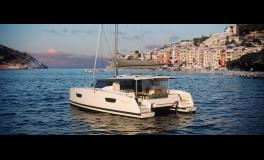 Astrea 42 Fountaine Pajot