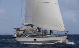 Alubat Ovni 40 Sonate : Navigating