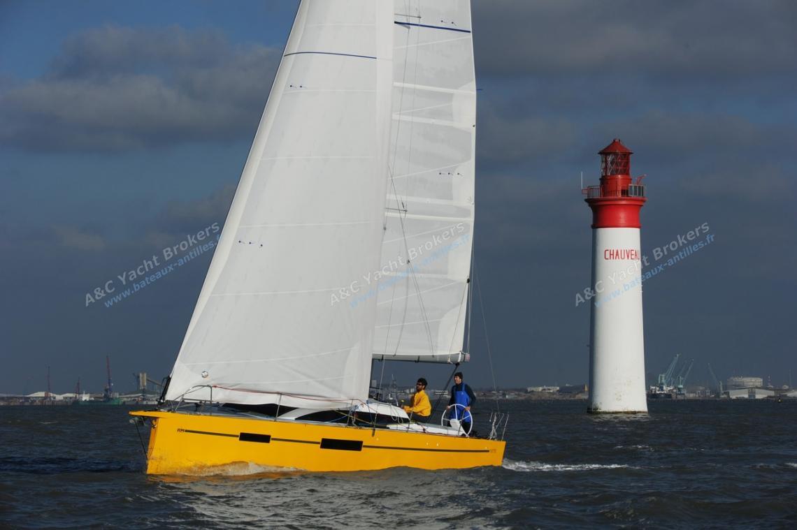 RM 1070: Navigating at la Rochelle