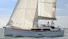 Dufour 335 Grand Large en navigation