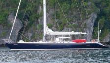 CNB CNB 76' : At anchor
