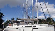 Sun Odyssey 44 I : In the marina