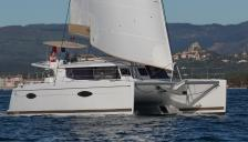 En navigation - Fountaine Pajot Helia 44, New - France (Ref 357)