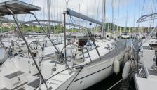 Sun Odyssey 51: In the marina