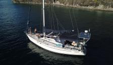 Bavaria Yachts Bavaria 390 Caribic : At anchor