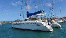 Fountaine Pajot Belize 43 : At anchorage in Martinique