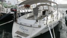 Dufour 50 classic : In the marina