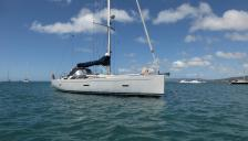 Grand-soleil 46: At anchor in Martinique