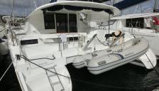 Lipari 41 Evolution: In the marina