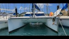 Nautitech 40: In marina