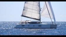 Fountaine Pajot Salina 48 évolution Maestro : Navigating under gennaker