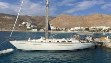 Solitaire 52: In marina