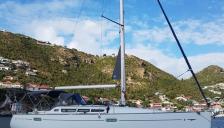 Jeanneau Sun Odyssey 42i : At anchor