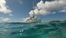 Jeanneau Sun Odyssey 49i : Anchorage in the Caribbean