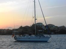 Gibert Marine Gib'Sea 402 at anchor