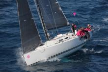 J-Boats - J-Composites J 109 : Navigating on the wind