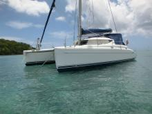 Fountaine Pajot Athena 38 :