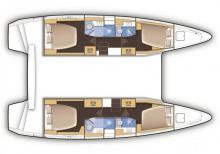 Boat layout:
