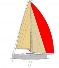 Malango 10.45 : Sail plan