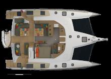 Neel 47 : Boat layout